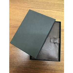 A5Rustic leather journal
