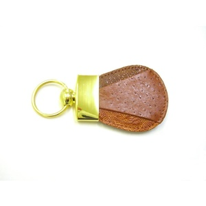 EW4212 Key Fob Emu/Kangaroo leather