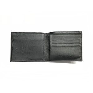 KW2094 Mens Wallet  kangaroo leather