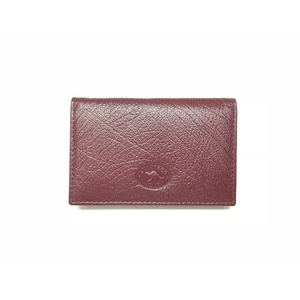 AK3167 Card Case Antique Kangaroo leather
