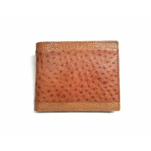 EW4207 Mens Wallet Emu/Kangaroo leather