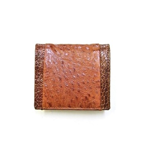 EW4210 Coin Purse Emu/Kangaroo leather