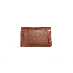 EW4213 Card Case Emu/Kangaroo leather