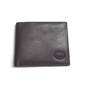 KW3165 Mens Wallet kangaroo leather