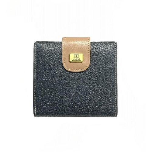 KP5110 Navy/Beige kangaroo leather